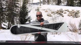 2014 Nitro Pantera SC Snowboard Review