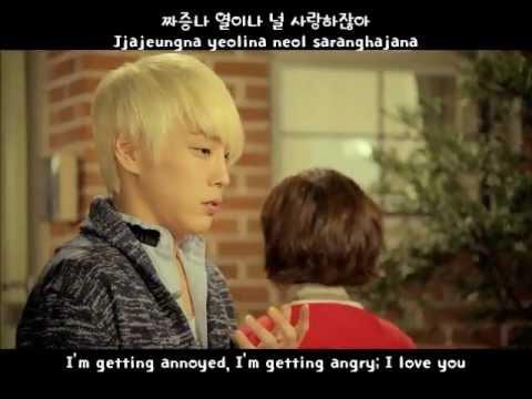 B.A.P- Stop It MV [eng sub+ hangul + romanization] lyrics