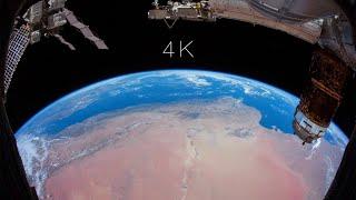Una vuelta completa a la Tierra desde el ESPACIO