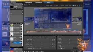 Proshow tutorial russian 2-0 - layers of your show - introducing