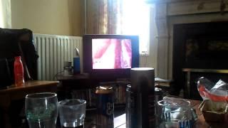 Tv is watching me!