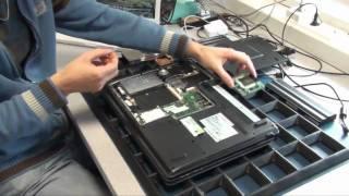Grafikkarte und CPU Lüfter / Kühler Tausch im Notebook / Laptop