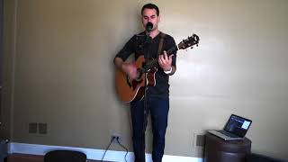Locked Out Of Heaven - Bruno Mars (Mike Silvestri Live Acoustic Cover + Track)