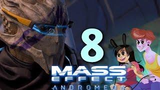 MASS EFFECT ANDROMEDA - 2 GIRLS 1 LET