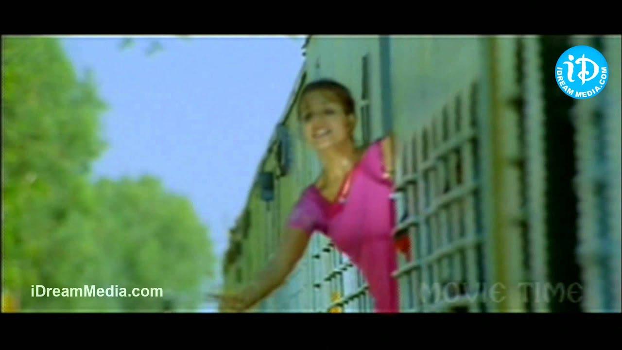 Download Tarun, Raja, Saloni Nice Scene - Oka Oorilo Movie