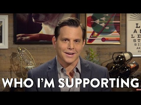 Dave Rubin: Who I'm Supporting For President