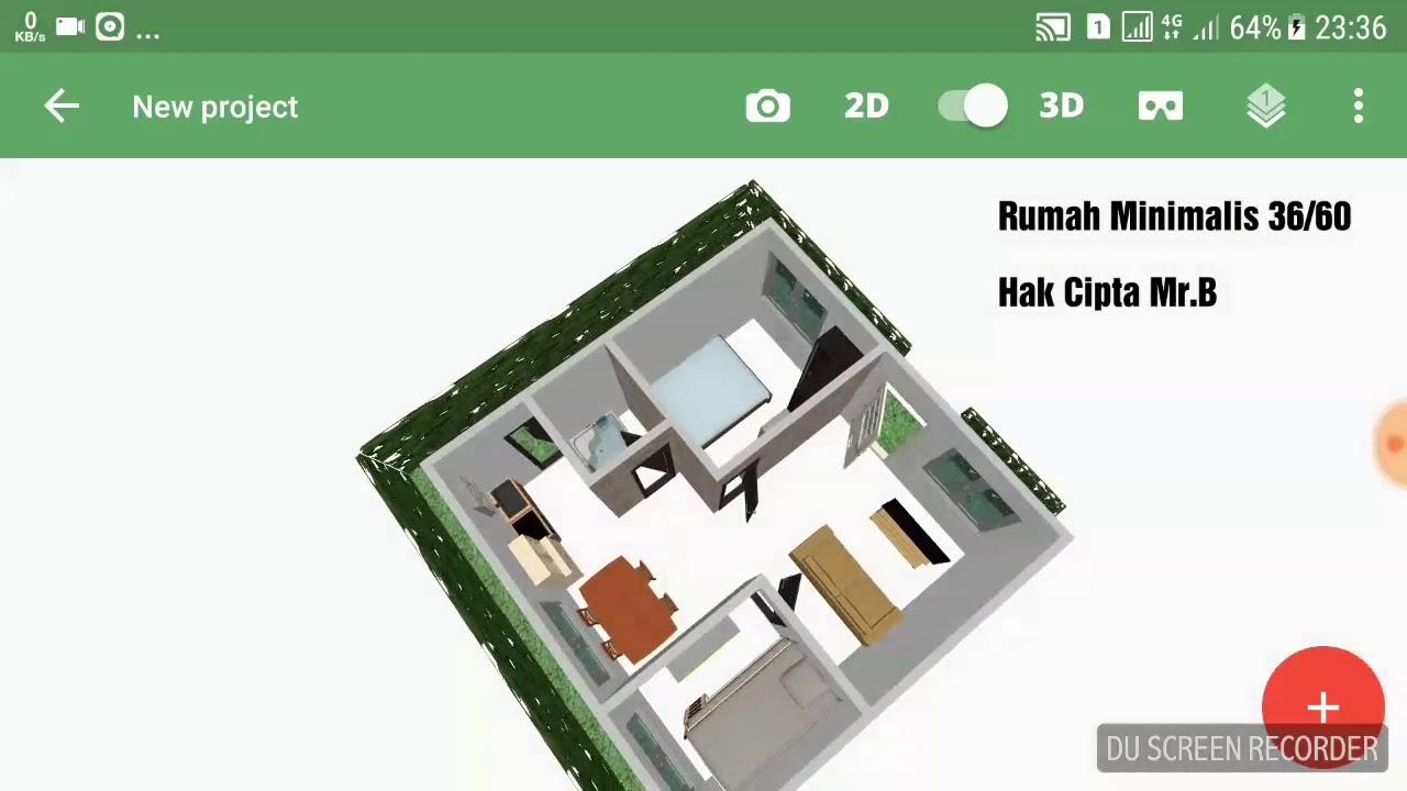 Rumah Minimalis Type 36/60 - YouTube