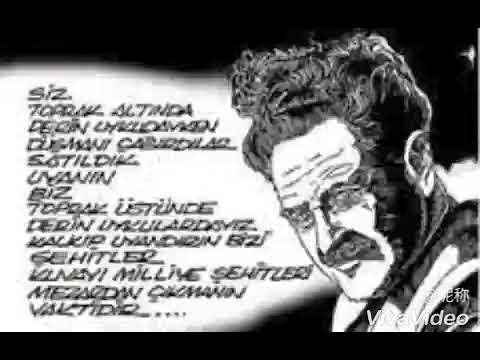 Nazım hikmet kuvayi milliye şehitleri kalkın mezardan - YouTube