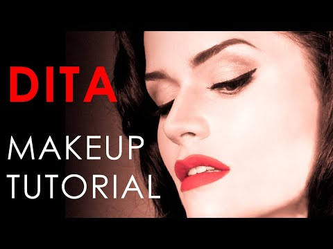 DITA VON TEESE | Make-Up Atelier Paris