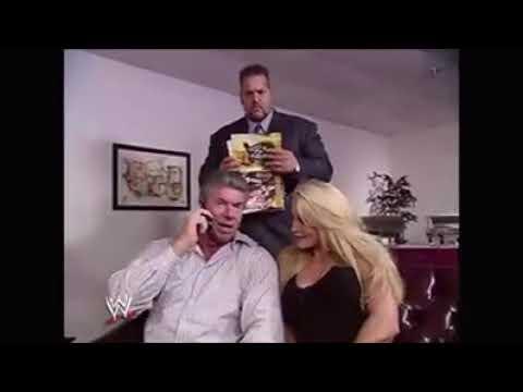 Download Brock lesnar vs Stephanie Mcmahon smackdown 2003 Full match