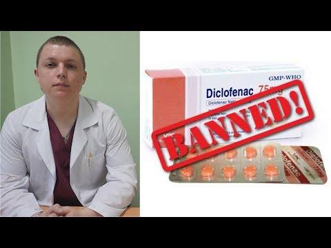 ДИКЛОФЕНАК | ОПАСНО | Diclofenac Dangers
