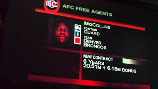 ESPN*NFL 2K5:Weekly Wrap Up Show,week 11 from my franchise.......