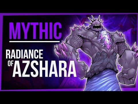 RADIANCE OF AZSHARA | Mythic Eternal Palace | WoW Battle For Azeroth 8.2 | FinalBossTV