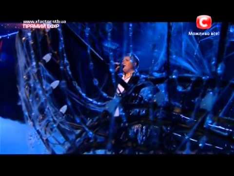 Х Фактор 4 сезон - Александр Порядинский от  14.12.2013