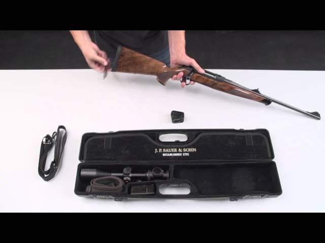 SAUER 404 Compact Case