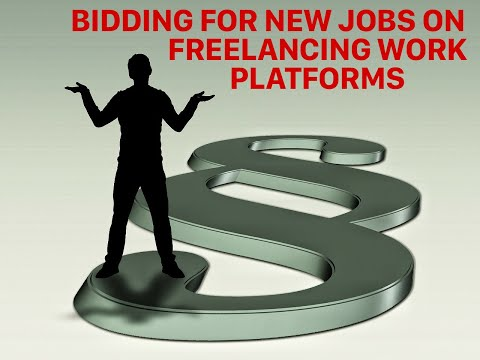 Is There Anything More Than Bidding For Jobs on Freelancing Work Platforms?