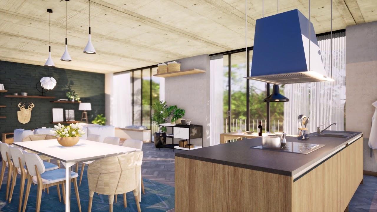 twinmotion 2019 kairn architecture intérieur vevey loft