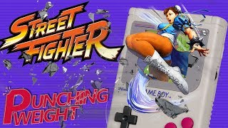 Street Fighter Game Boy Ports | Punching Weight [SSFF]