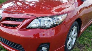 Como restaurar los lentes de los faro delanteros del auto para que luzca como nuevo