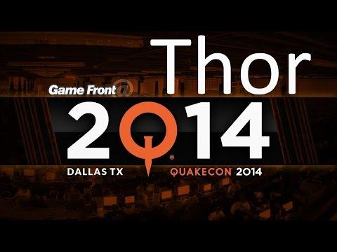 Quake Con 2014 - Dewayne Carel