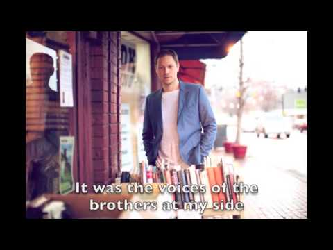 Shine Your Light On Me - Official Lyric Video - Andrew Peterson