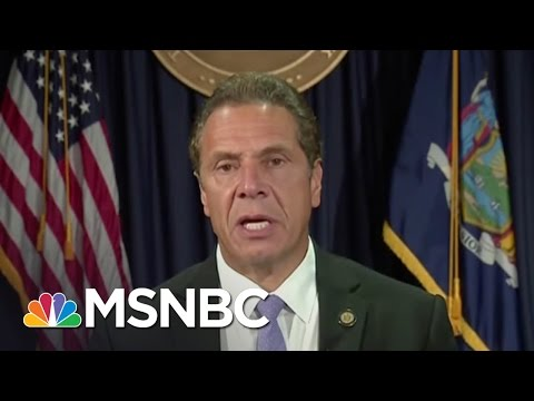 Governor Andrew Cuomo: People Want To Disrupt Our Lifestyle | Morning Joe | MSNBC