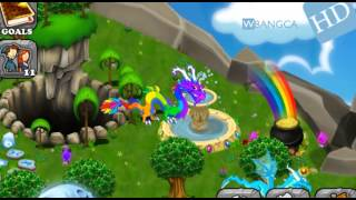 How to breed Rainbow Dragon 100% Real! DragonVale!