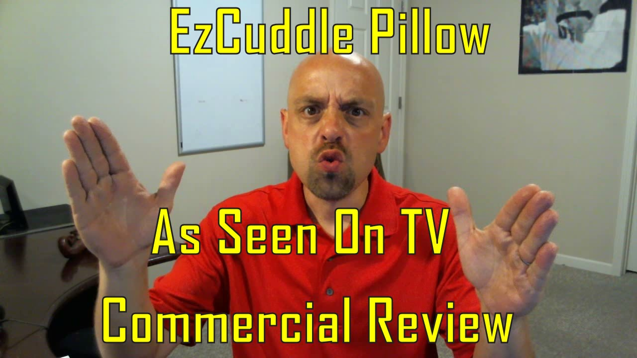 ezcuddle as seen on tv commercial review youtube. Black Bedroom Furniture Sets. Home Design Ideas