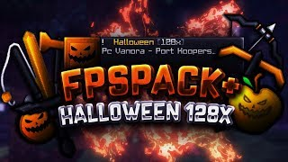 [1.8.8]Halloween 128x [BOOST FPS] | PvP Texture Pack [1.7.3 & 1.6.0] - Minecraft PE (Pocket Edition)