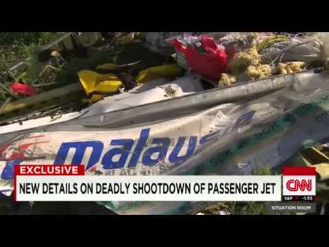 MH17 investigation says jet was shot down by Russian missile: CNN
