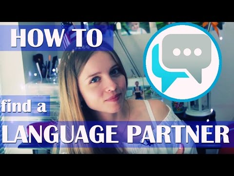 Let`s talk! КАК НАЙТИ ДРУГА? How To FIND A LANGUAGE PARTNER? |