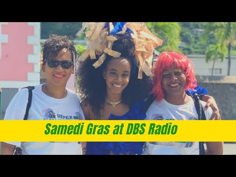 Virtual Samedi Gras at DBS Radio | Dominica Carnival Edition
