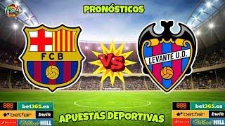 BARCELONA VS LEVANTE COPA DEL REY 2018/2019 | PRONÓSTICOS.