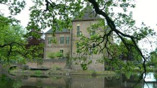NETHERLANDS six castles in Gelderland (hd-video)