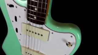 fender classic series 60s jazzmaster lacquer review