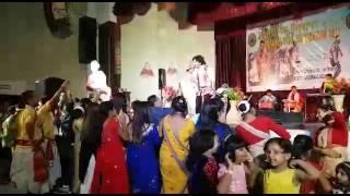 Assam Cultural Society ,Aizawl,Mizoram Bihu festival with Kumar Dhiraj 2017
