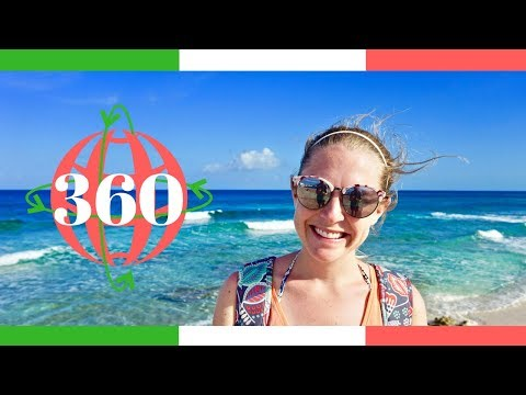 Experience Isla Mujeres in 360 Virtual Reality