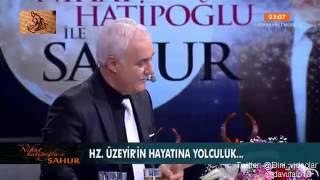 Nihat Hatipoglu - Sahur - Hz. Musa - Hz. Üzeyir (17.07.2014) MP3