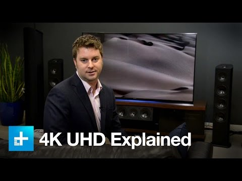 4K Ultra High Definition: The next evolution in TV explained