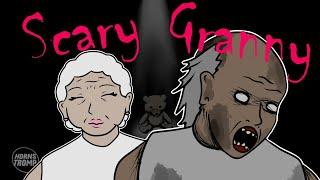 GRANNY HORROR GAME ANIMATION: Pusher Meme
