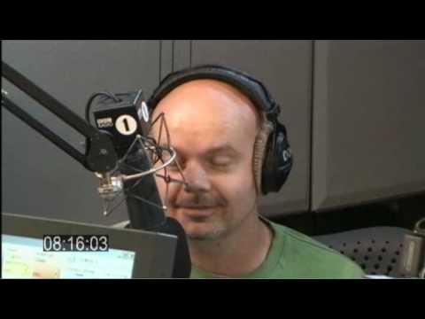 Daniel Radcliffe on BBC Radio 1's The Chris Moyles Show