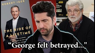 George Lucas Felt Betrayed By Disney Star Wars (My Thoughts)