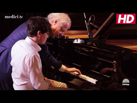 Master Class with Sir András Schiff - Verbier Festival 2018