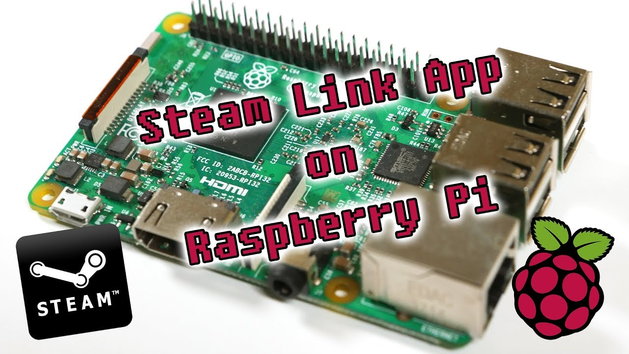 Trying Steam Link on Raspberry Pi