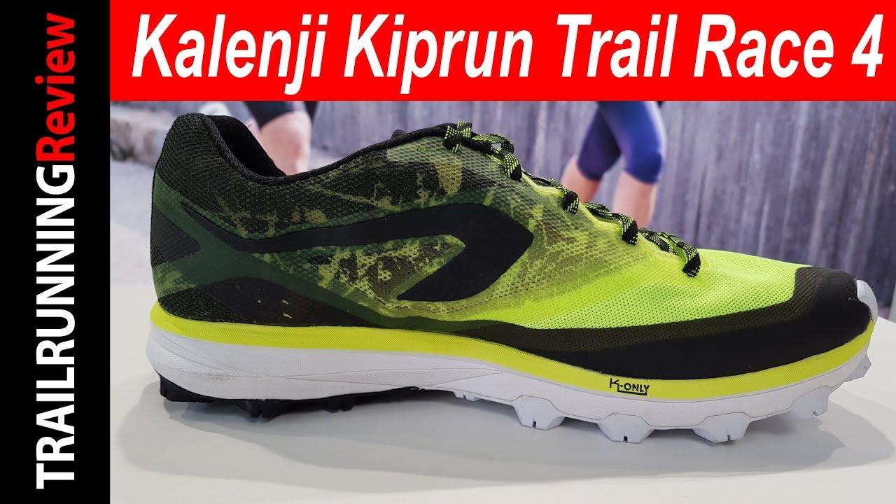 code promo en vente en ligne haute couture Kalenji Kiprun Trail Race 4 Preview