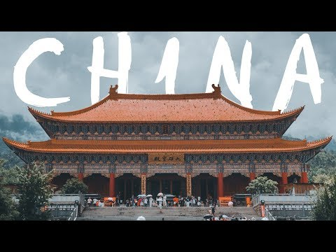 China Travel Film - A Trip Back Home (Canon 5D Mark IV Video) 2018