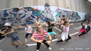 Ice Cube - You can do it (choreography by Ragazzo) Pow Pow Crew