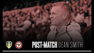 Dean Smith Post Leeds United