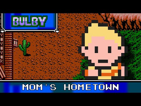 Mom's Hometown (Love Theme) 8 Bit Remix - Mother 3