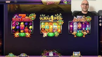 Da sind die jackpot.de Bonus Automaten